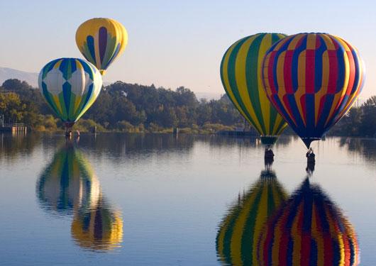 Hot Air Ballon Rally